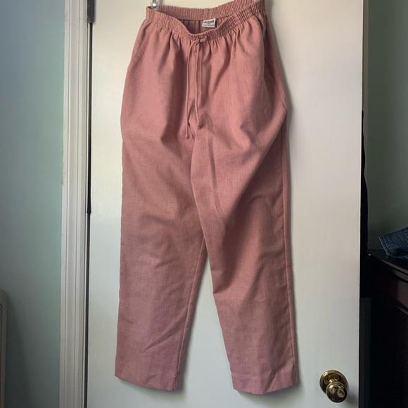 Alfred Dunner linen pants